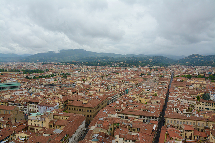 Giotto's Bell Tower Views | Travel: Florence, Italy | My Darling Days