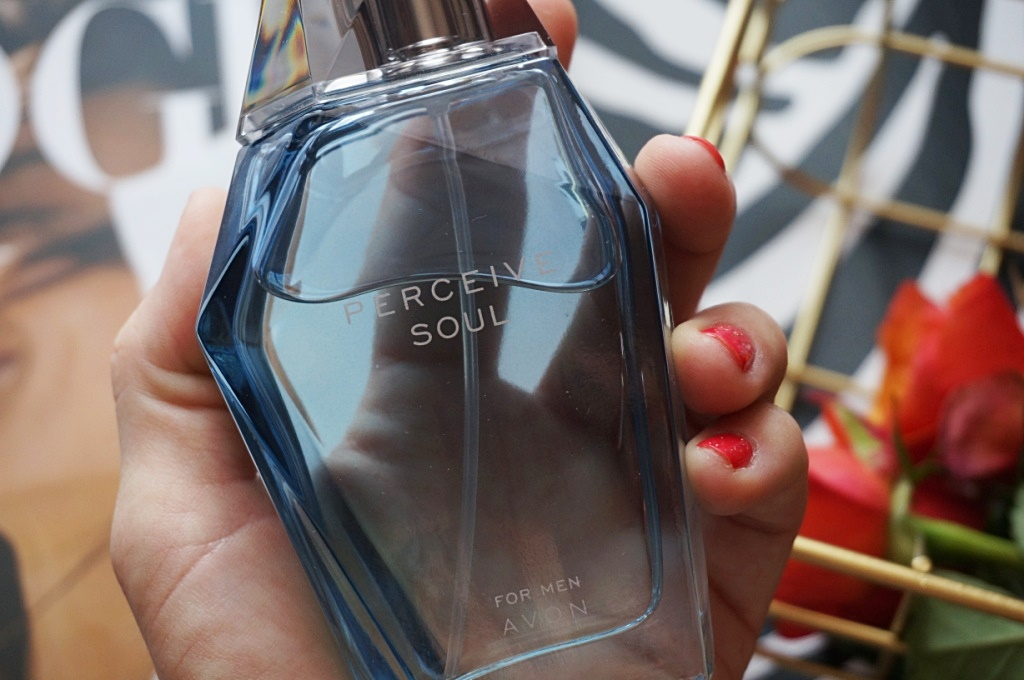 Avon Perceive Soul for him perfumy męskie