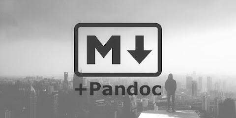 Documentação com Markdown - parte 2: Múltiplos formatos e possibilidades com Pandoc