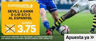 18/08 | 18:00 Espanyol vs Sevilla