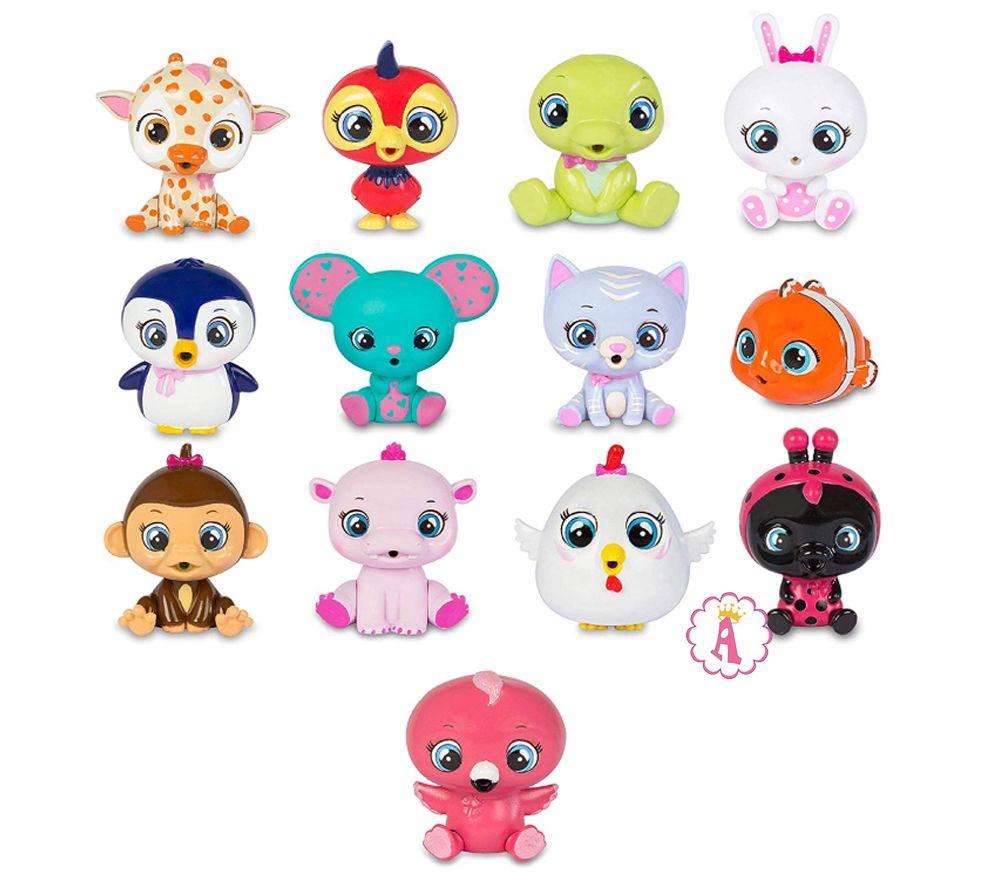 Все питомцы кукол плакс Cry Babies Magic Tears Pets