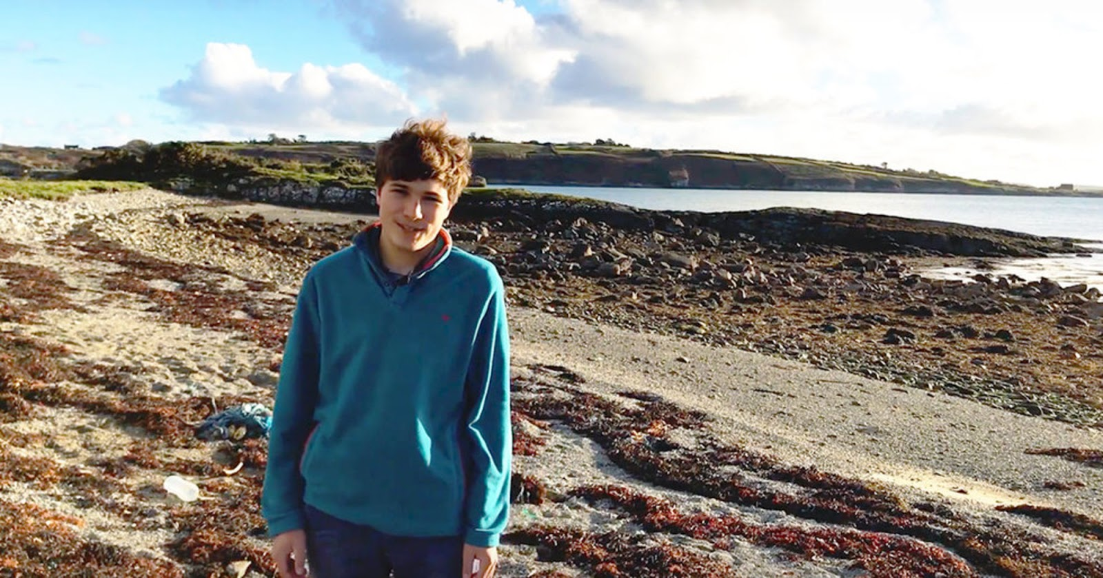 Irish Teenager Removed Microplastics From Oceans And Won Google Science Award