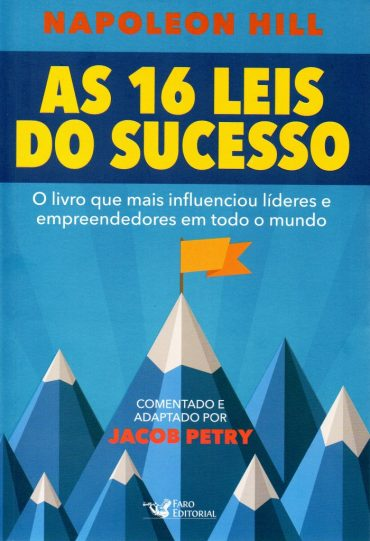 As 16 Leis do Sucesso – Napoleon Hill Download Grátis