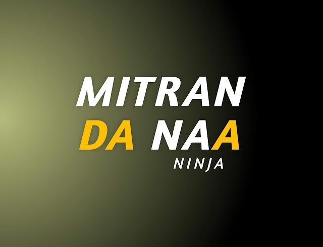 Mitran Da Naa - Ninja ( Whatsapp Status Video) New Punjabi Song 2020