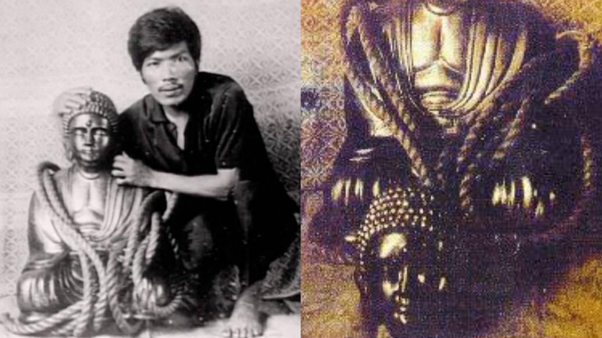 golden buddha, yamashita treasure,