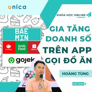 Khóa học KINH DOANH - Gia tăng 100% doanh số trên Food Apps (GrabFood–Now-Beamin) UNICA.VN ebook PDF-EPUB-AWZ3-PRC-MOBI