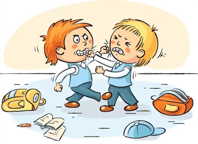 Supuesto Práctico Oposiciones, resuelto. Un niño agresivo en clase.
