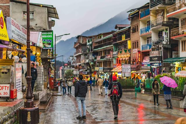 Mecleodganj in Himachal pradesh