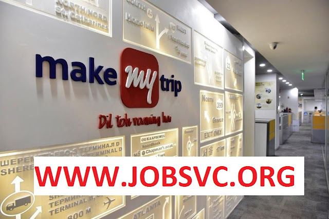 MakeMyTrip Recruitment 2019 – Various Executive Posts | Apply Online