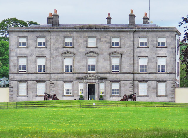 Battle of the Boyne Visitors Centre in County Meath Ireland