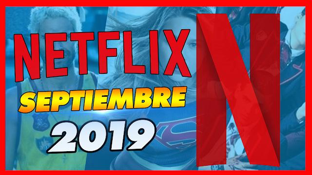 Netflix reveló los títulos de las series, películas, documentales, contenido para niños y anime, que estarán de estreno en su plataforma a partir de septiembre para toda Latinoamérica.  En este video te cuento que es lo que podes encontrar en este mes!!