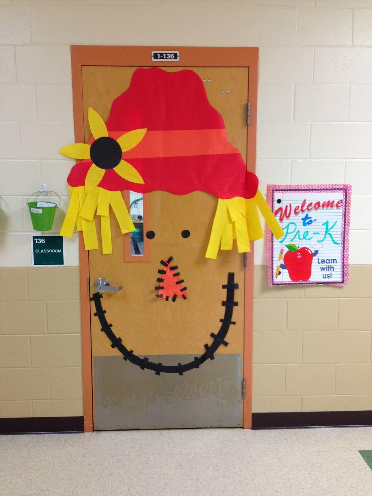 Too Many Crafts, Too Little Time: Pre-K Week 7: Fall