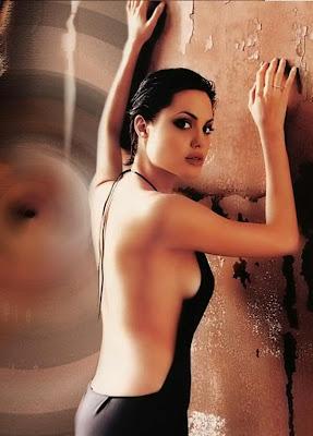 Angelina jolie nacked video