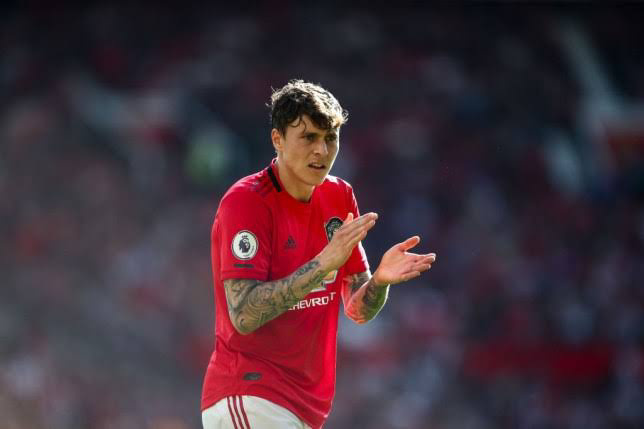 Lindelof to Miss Man Utd vs Partizan Match