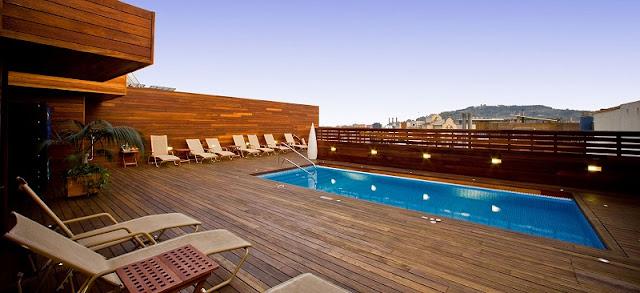 Hotéis em Barcelona