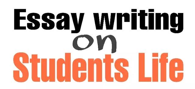 Essay on students life