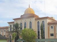 Asrama Haji Bengkulu Bagai Hotel Bintang Tiga