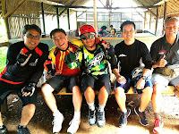 Jalur Ikan Cere dan Kuliner Rumah Makan Ikan Cere Ibu Tini, Sensasi Bersepeda ABI Cycling Community