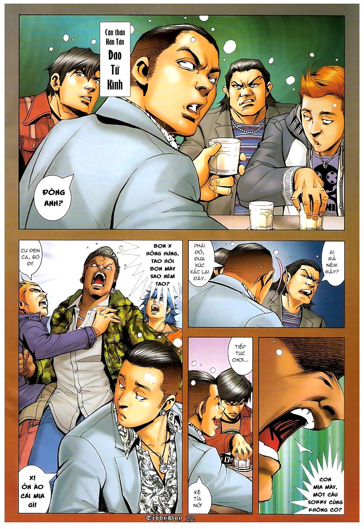 Người Trong Giang Hồ - Chapter 1263: Mua mạng Ngũ Hổ - Pic 20