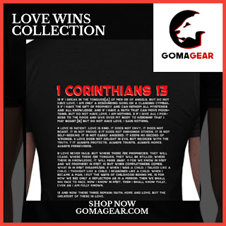 GOMAGEAR Love Wins Unisex T-Shirt