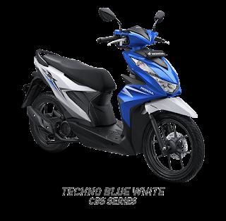 Warna, Fitur, dan Spesifikasi Honda Beat 110 eSP