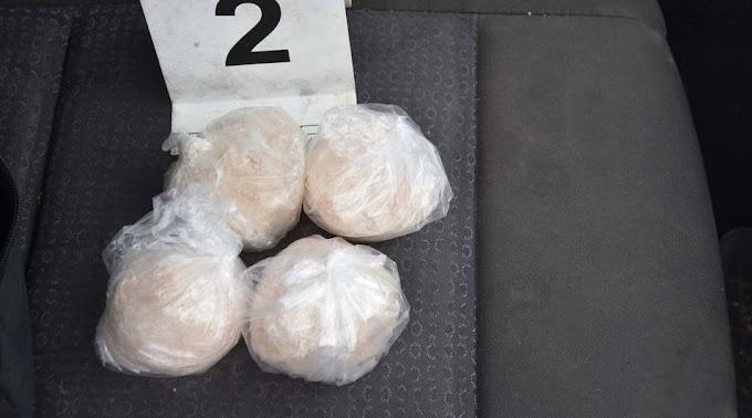 Közel négyszáz gramm drogot szállított a berényi férfi
