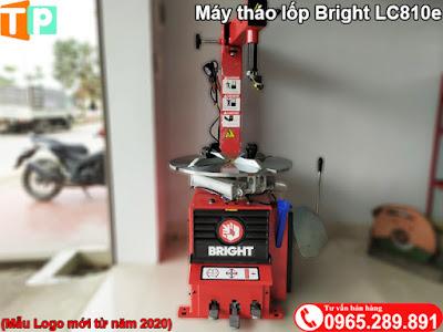 Máy tháo lốp xe Bright LC810e