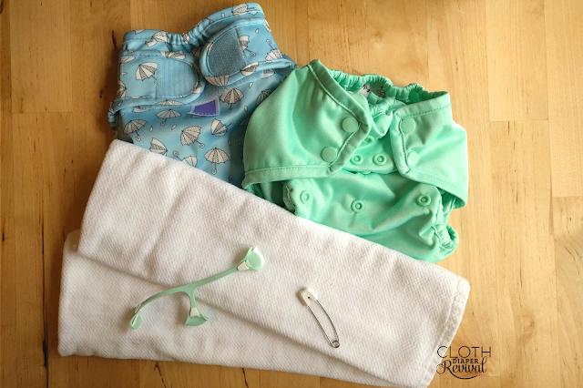 Flats Challenge Cloth Diaper Revival