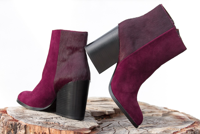 Diagnosticar Guau Anémona de mar  New In: Burgundy Ankle Boots by Steve Madden | With Or Without ...