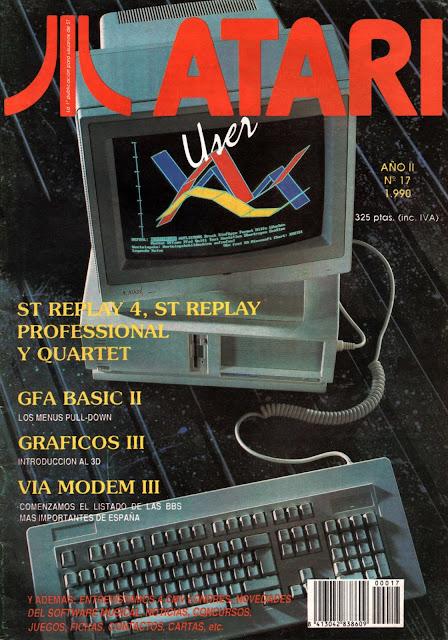 Atari User #17 (17)
