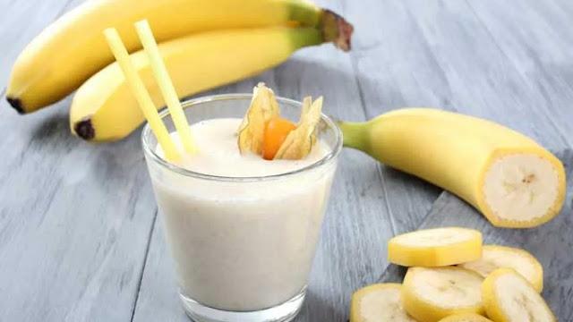 Masala Infused Banana Milk Shake Recipe