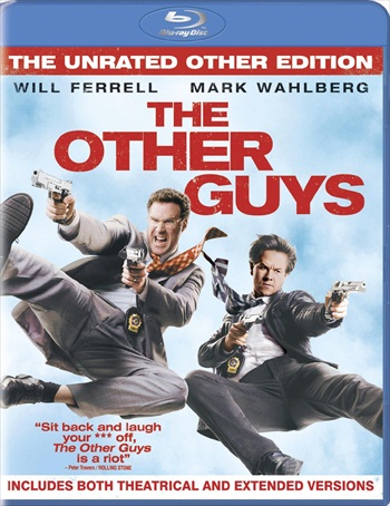 Free Download The Other Guys 2010 Dual Audio Hindi  BluRay 350mb