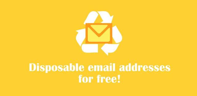تنزيل InstAddr   Instant Email Address  برنامج إنشاء عنوان بريد إلكتروني فوري ومؤقت لنظام الاندرويد