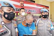 Pelaku Pembakar Pacar Ditangkap Polisi, Sempat Buron dan Sembunyi Di Hutan 10 Hari