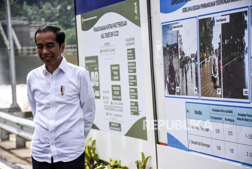 Jokowi: Dokumen Riset Jangan Hanya Disimpan di Lemari