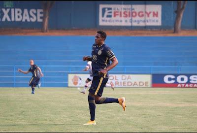 Alex Henrique chega a 19 gols na temporada 2020/2021 e mesmo com calendário puxado crê que Aparecidense pode surpreender o Cuiabá na Copa Verde