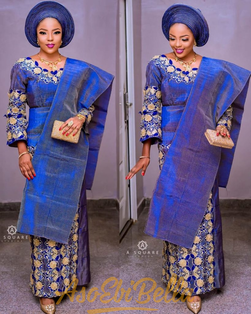 #EbFabLook Vol 42: Wanna Be Chicy? Try This Top 50 AsoEbiBella & EB Fabulous Look Style Worn From 26Jan-6Feb 2019