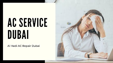 How often should an Air conditioning system be serviced in Dubai, UAE ?
