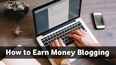 ब्लॉगिंग से पैसे कैसे कमाए ?