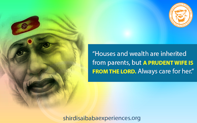 Shirdi Sai Baba Blessings - Experiences Part 2610