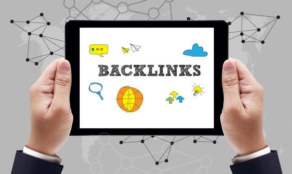 Boost white hat Backlinks SEO website Google top ranking