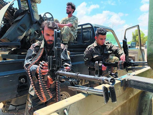 Λιβύη: «Ακονίζουν τα μαχαίρια» Αίγυπτος και Τουρκία