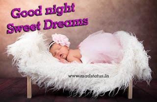 good night baby girl