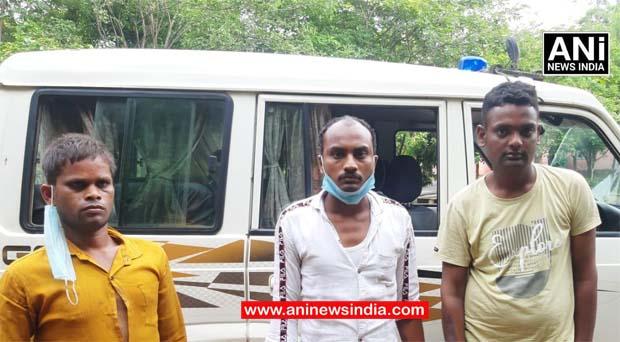 लूट करने वाले 03 आरोपी गये जेल, जुटमिल पुलिस की कार्यवाही