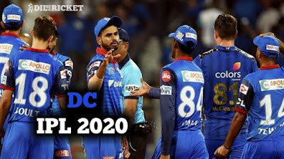 Delhi Capitals - Players, Salary | IPL Team 2020