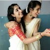 kerala girls selfie style pose photos