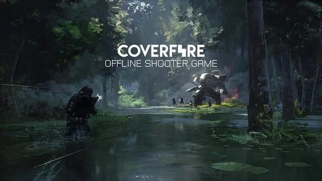 Cover Fire مهكرة | تحميل لعبة Cover Fire Shooting Games PRO مهكرة أحدث إصدار للأندرويد