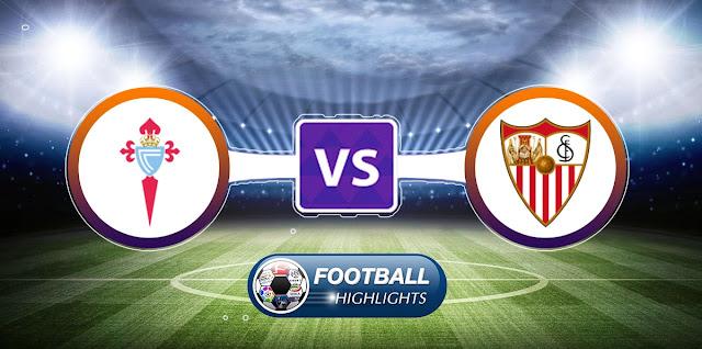 Celta de Vigo vs Sevilla – Highlights