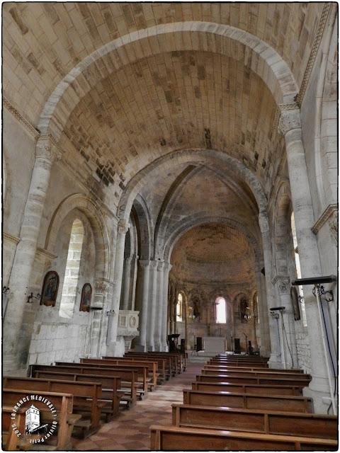 MONTAGNE (33) - Eglise Saint-Martin (Extérieur)