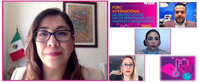 Datos personales relacionados con casos de COVID-19 deben contar con estrictas medidas de seguridad: Román Vergara